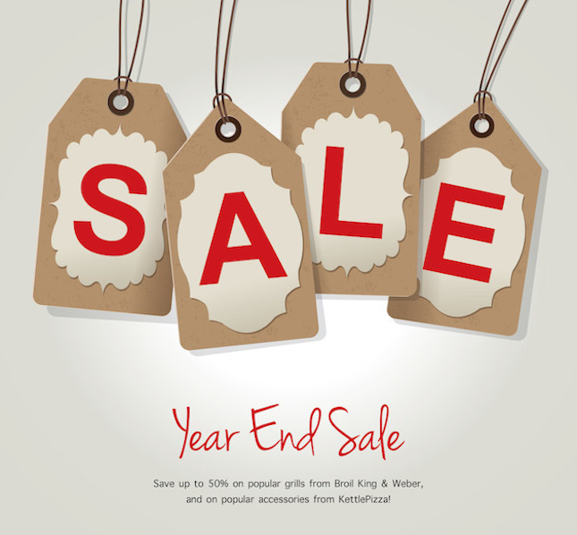 2013 Year End Sale