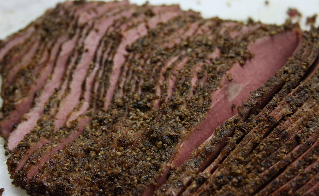 Recipe: Homemade Pastrami
