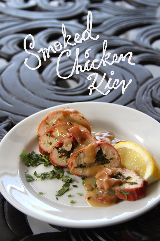 Recipes: Smoked Chicken Kiev | The Sauce by All Things BBQ