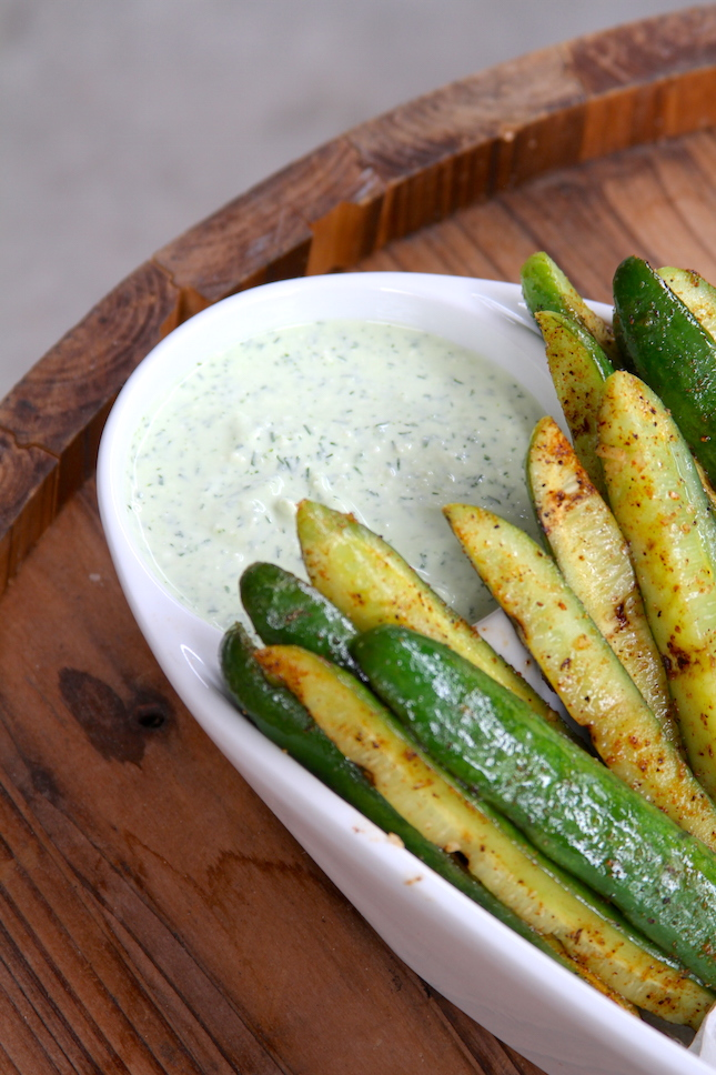 grilled-cukes-pickled-feta-dip-recipes-7