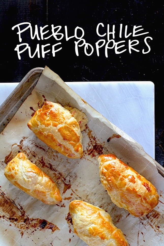 Pueblo Chile Puff Poppers