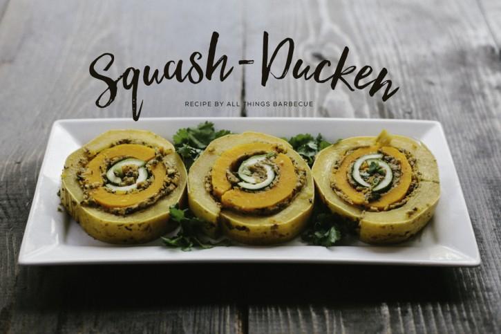 Squash-ducken