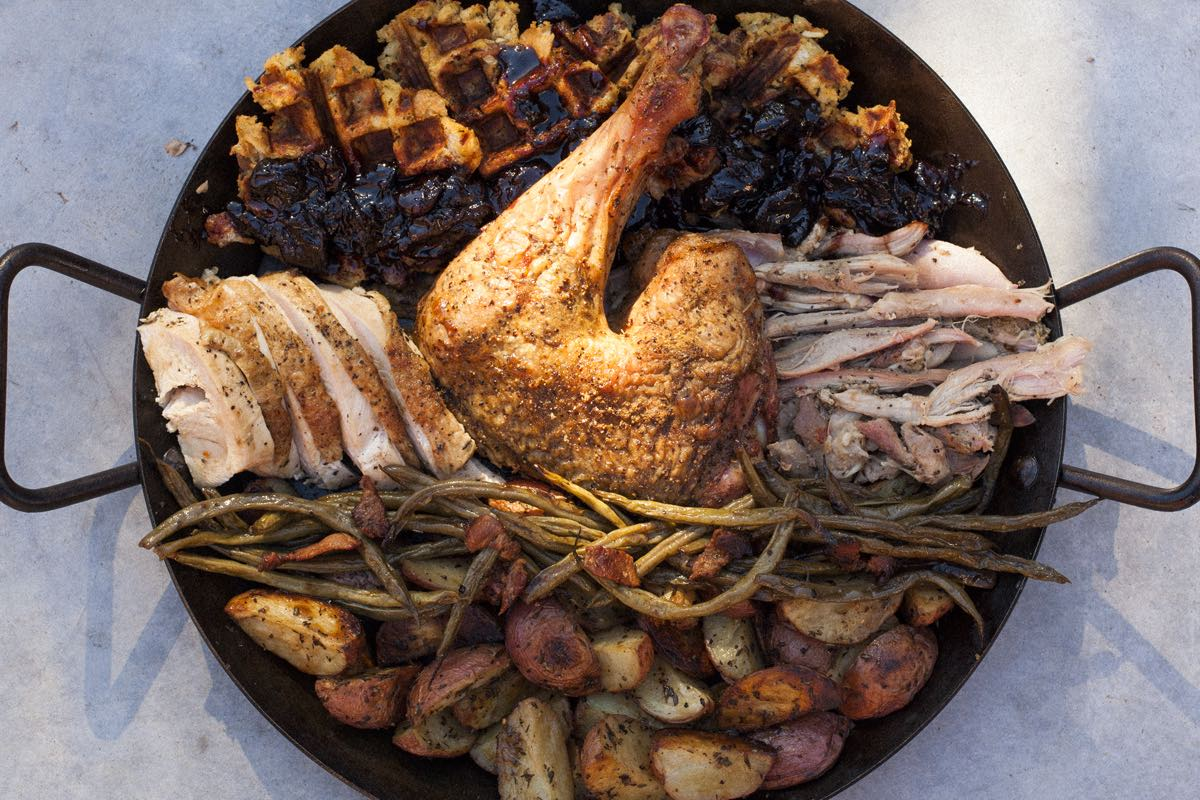 Three Thanksgiving Side Dish Recipe