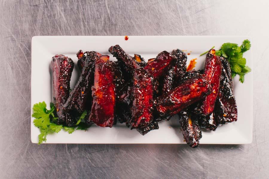 Asian Sticky Ribs Recipe