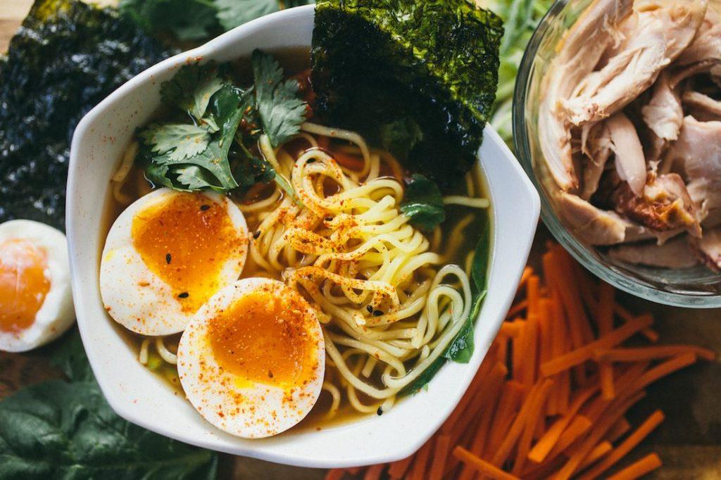 Ramen Noodles Recipe