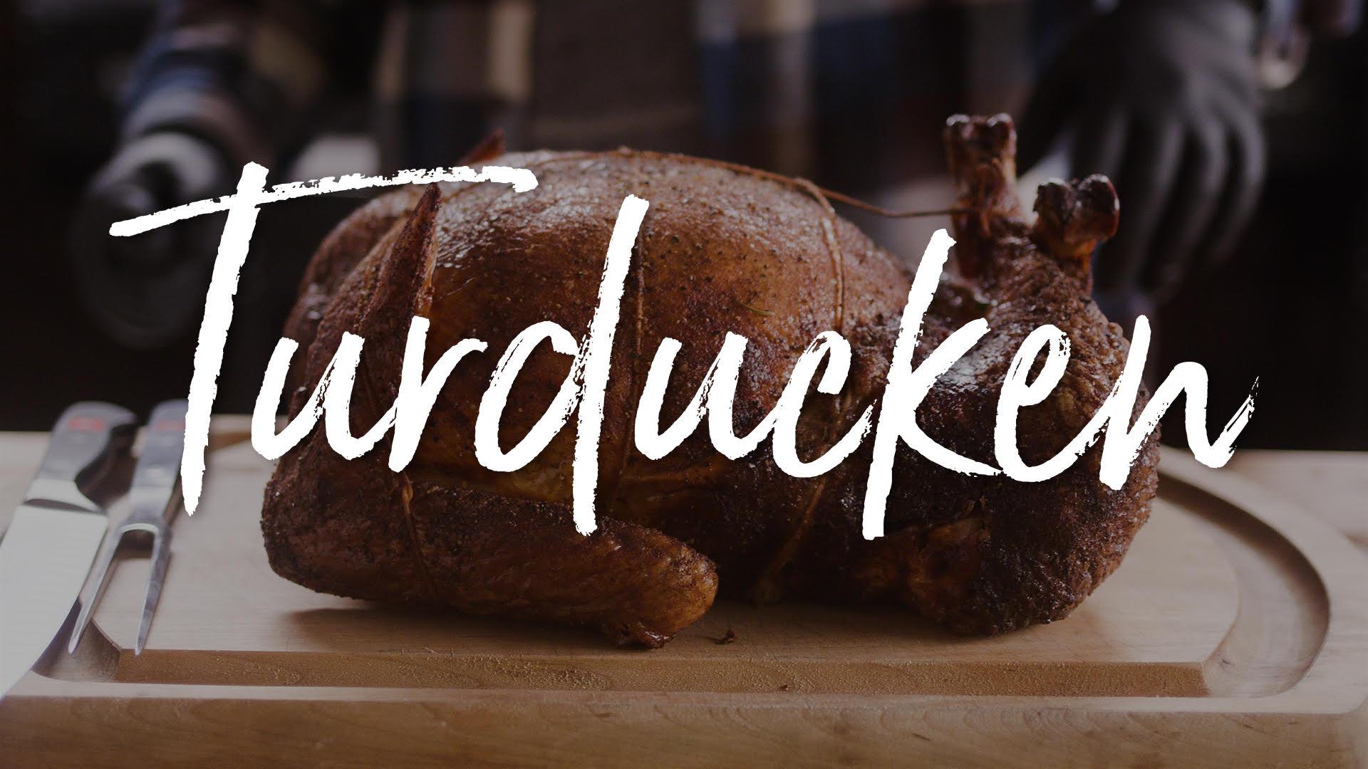 Turducken Recipe