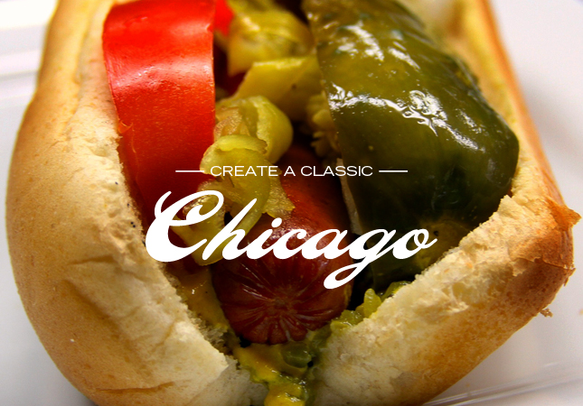 Recipe The Classic Chicago Dog The Sauce By All Things Bbq