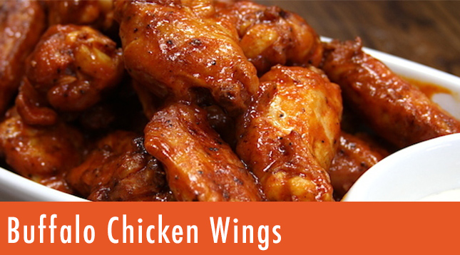 Recipe Classic Buffalo Chicken Wings The Sauce By All