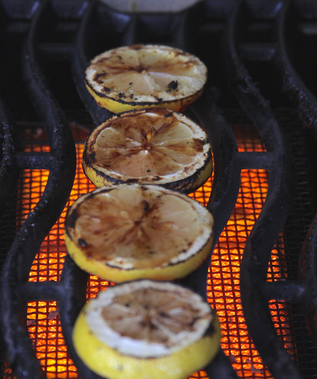 Grilled Lemonade Shandy Drink Recipe