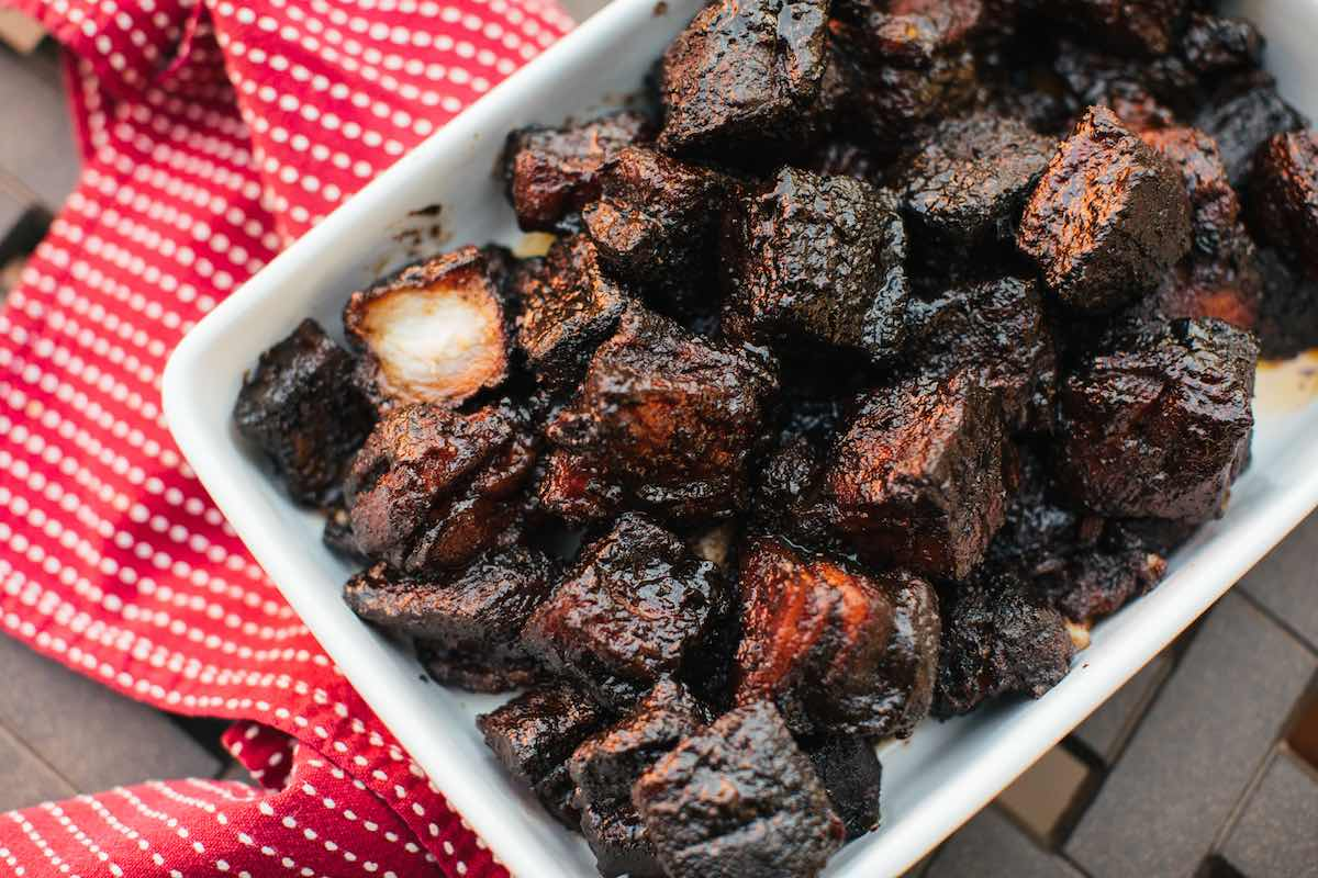 Pork Belly Burnt Ends Recipe