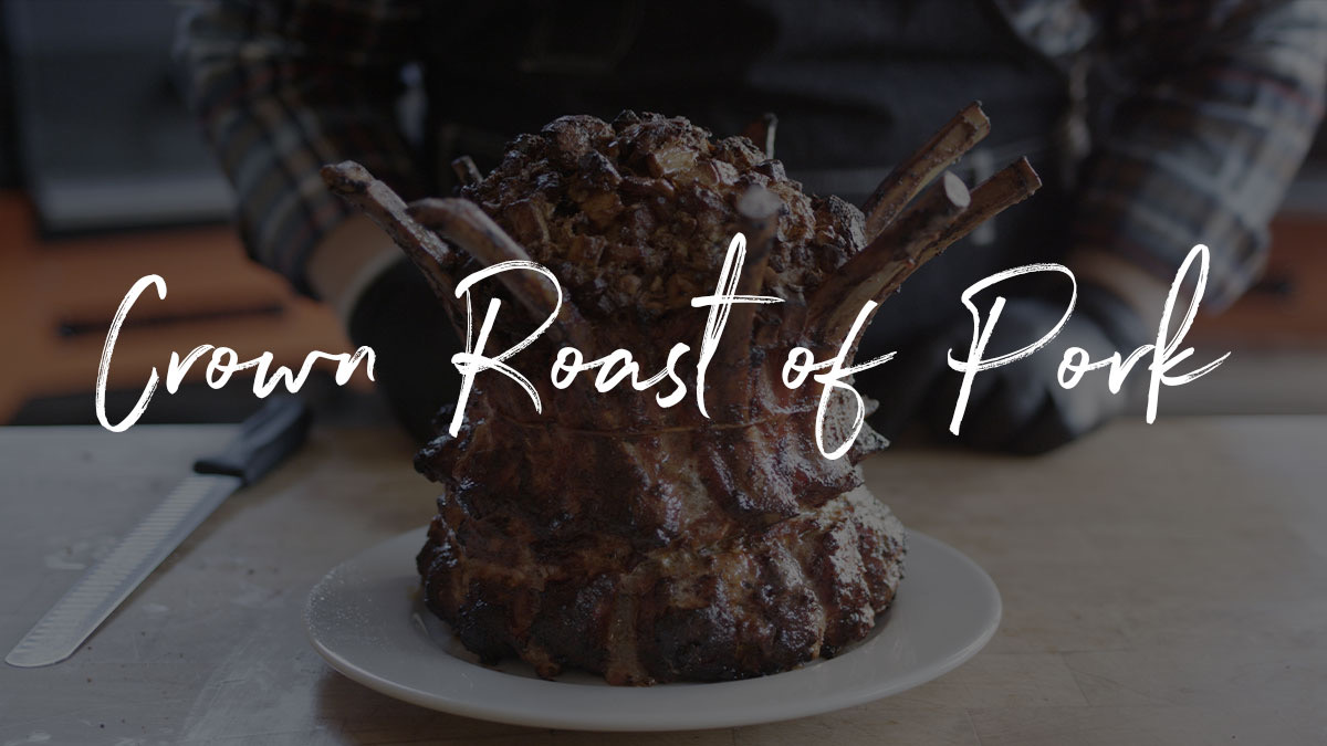 Crown Roast of Pork Recipe