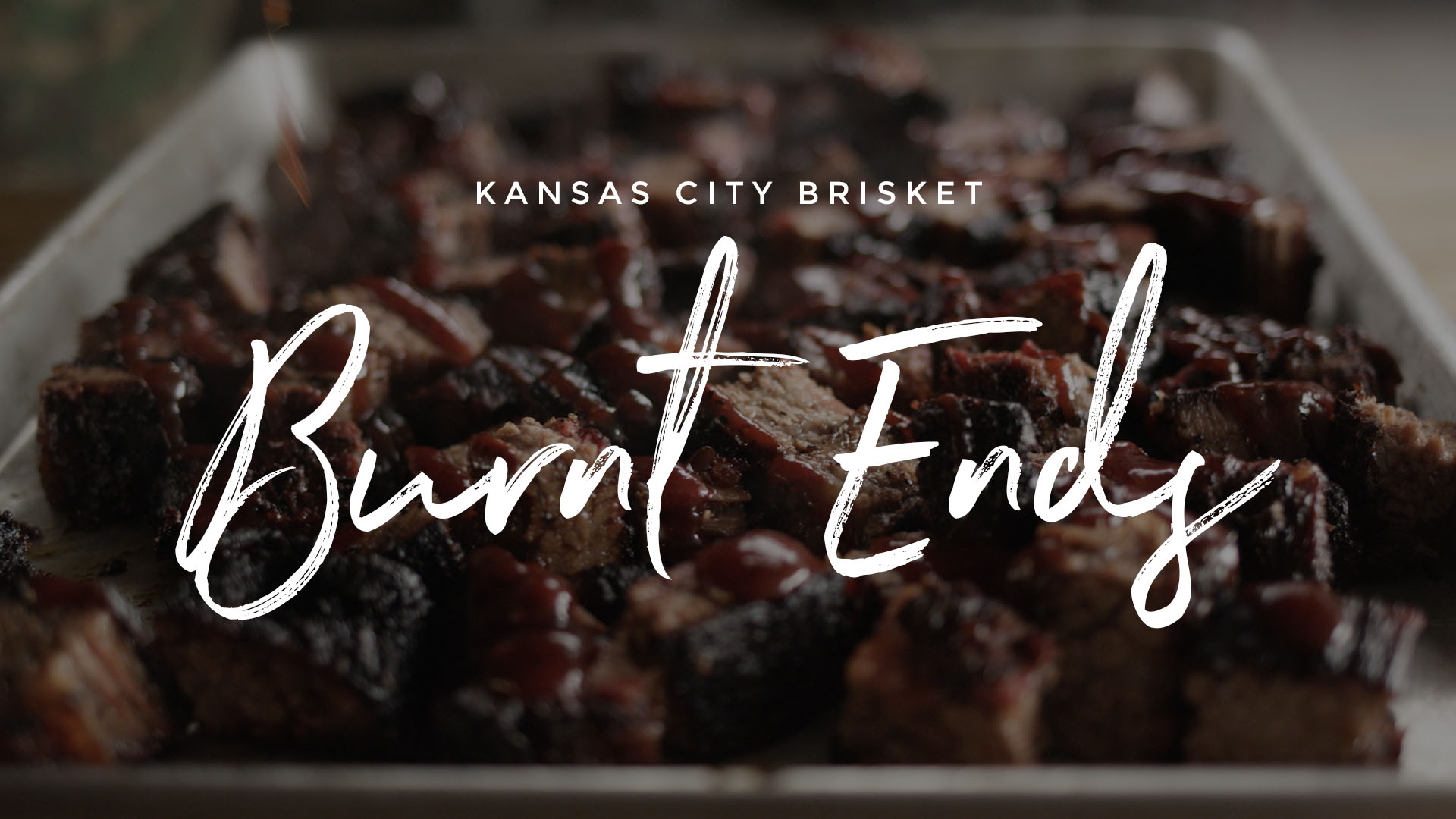 KC Brisket Burnt Ends Recipe