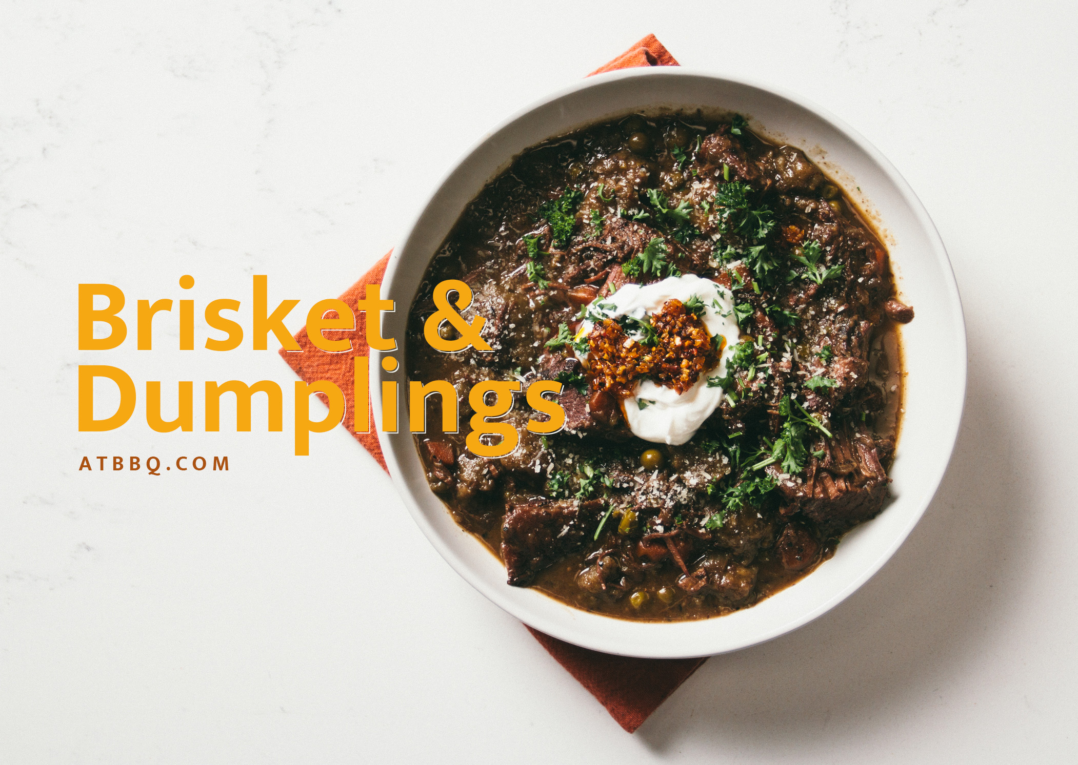 Brisket & Dumplings Recipe