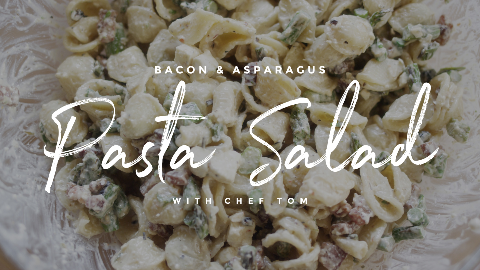 Bacon & Asparagus Pasta Salad Recipe