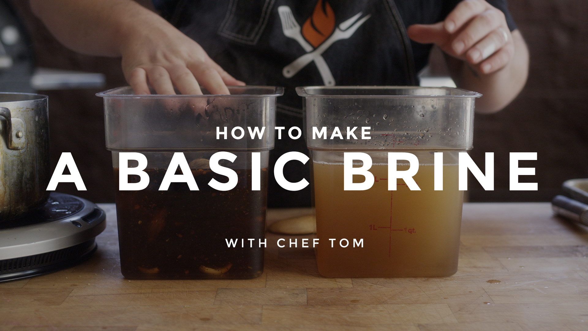 How to Make a Brine