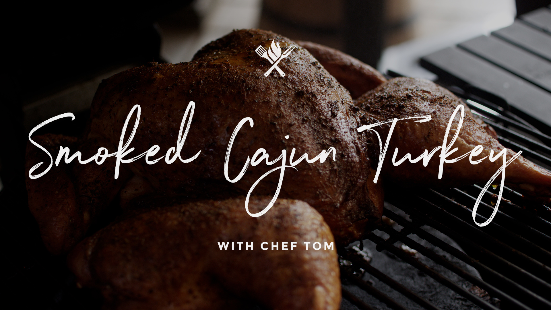 Smoked Cajun Turkey Recipe