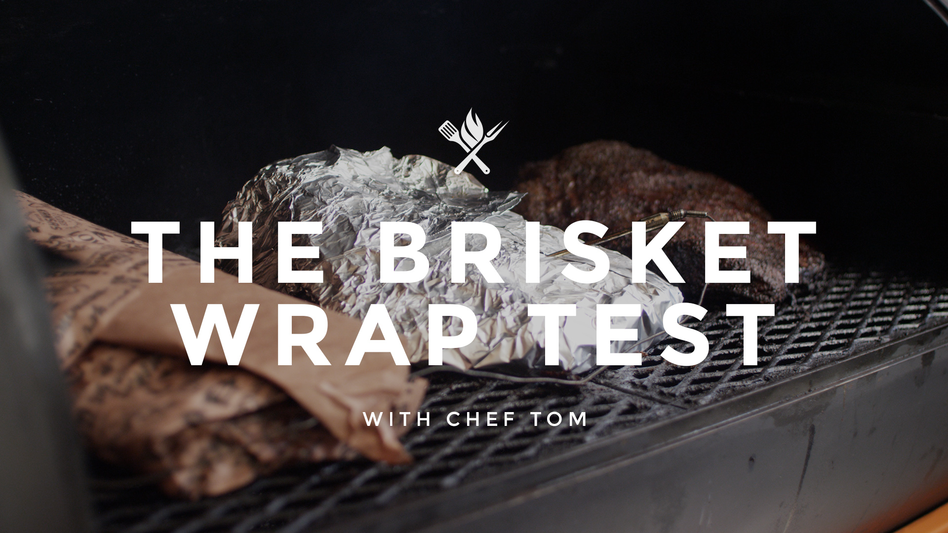 Tips & Techniques - The Brisket Wrap Test